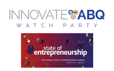 InnovateABQ's Watch Party