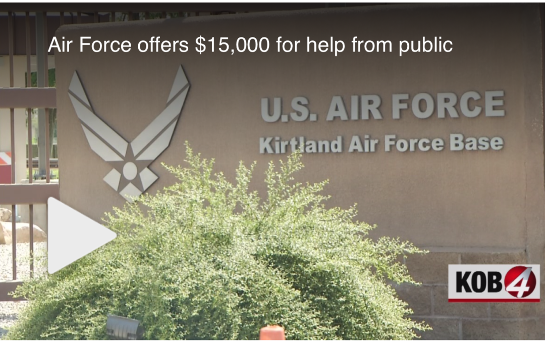 Air Force offers $15,000 for Help From Public – copy