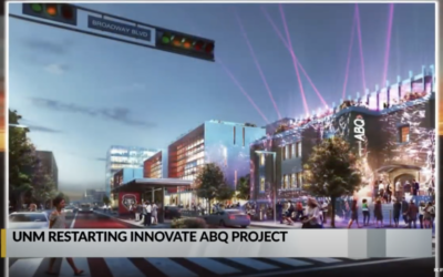 UNM takes control of Innovate ABQ project from non-profit group