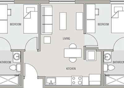 UNM Residence Life & Student Housing